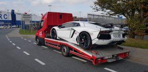 auto z Ameryki